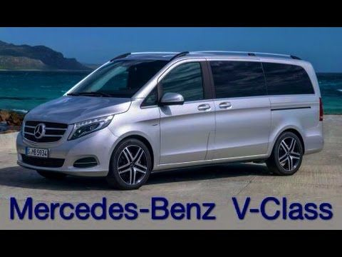 Mercedes Benz V-Class (Edisi Khusus Mobil 2015) - YouTube