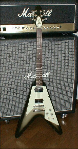 1971 To 1982 Gibson Flying V