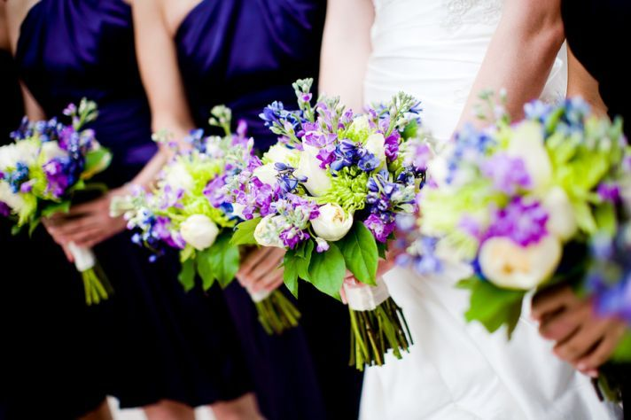 Best 25+ Purple Green Weddings Ideas On Pinterest