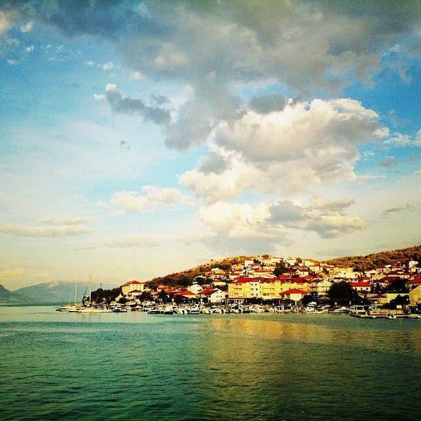 Trogir itt: Splitsko-Dalmatinska Županija