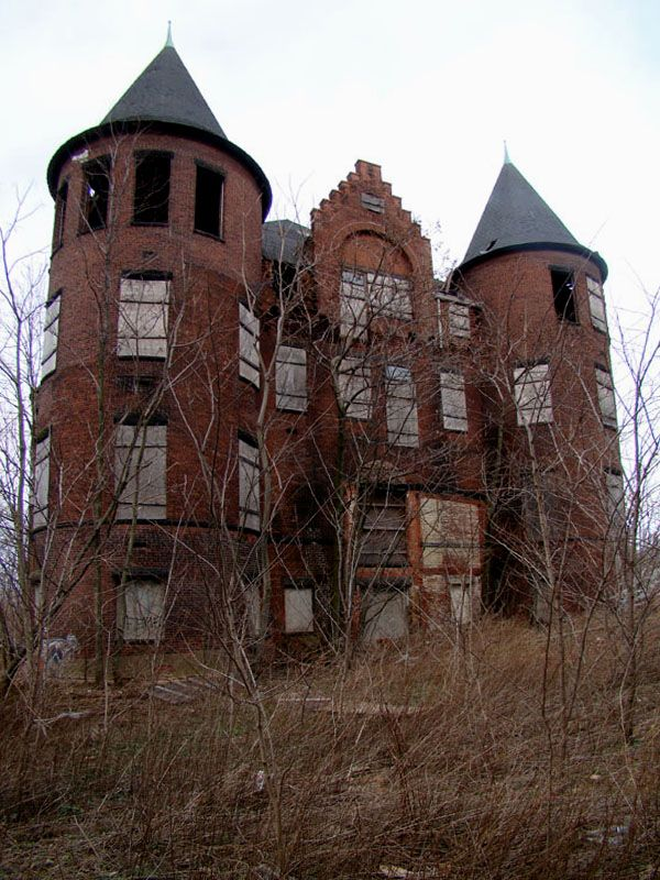 Staten Island University Hospital  built 1861