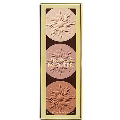 PHYSICIANS FORMULA Bronze Booster Highlight & Contour Palette (Matte Sculpting Palette - u$s15 PF)