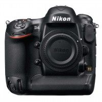 Nikon D4 DSLR Camera (Body Only) - Front View