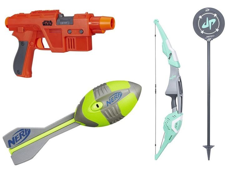 See More On:  You Can See More: You still have a chance to get these discounted Nerf toys before Christmas