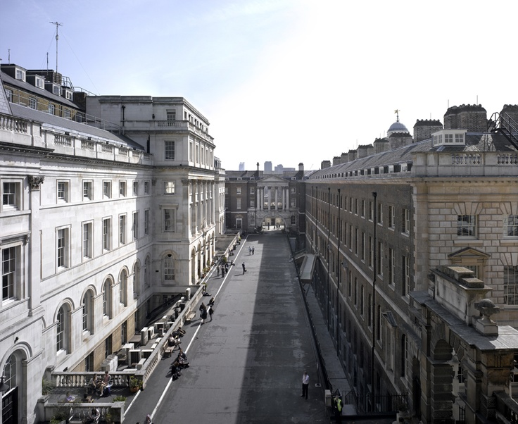 King's College London – The Strand Quadrangle Competition