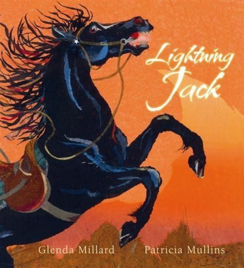 Lightning Jack  By: Glenda Millard, Patricia Mullins (Illustrator) http://www.booktopia.com.au/lightning-jack-hb-glenda-millard/prod9781741693911.html