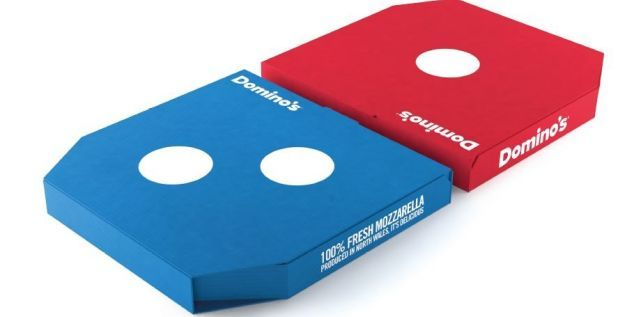 Domino's introduces 'more shareable' packaging design to strengthen its brand
