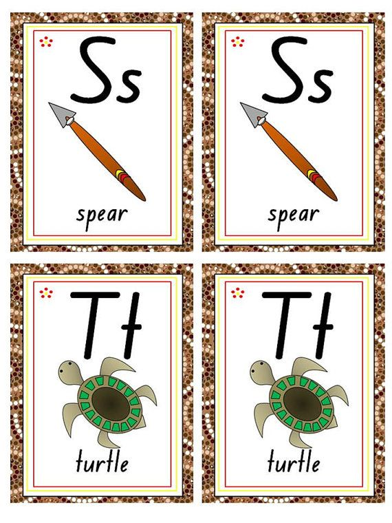 aboriginal abc chart flash cards letter tracing aboriginal ary abc chart tracing letters. Black Bedroom Furniture Sets. Home Design Ideas