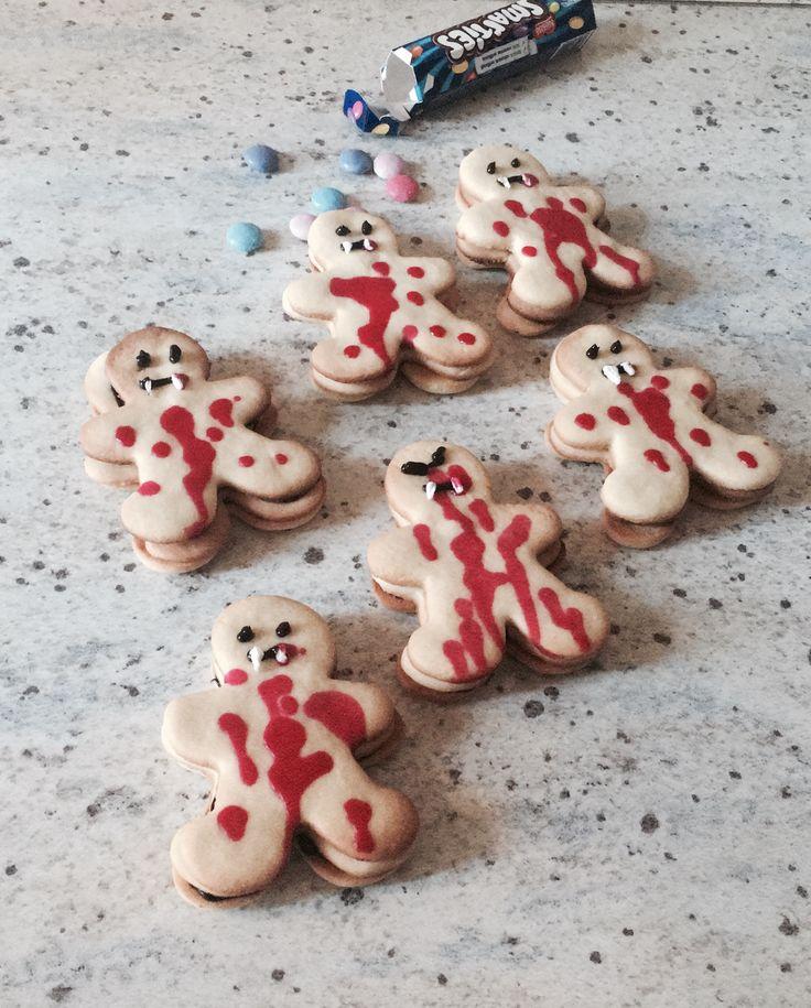 OMG! Cookies run and kill!!!!