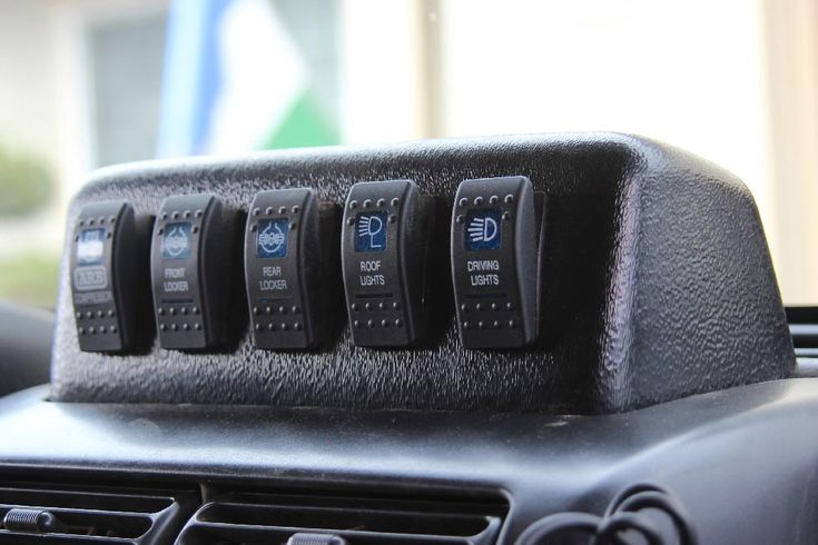 10 Must Have Off Road Interior Accessories | Bushwacker