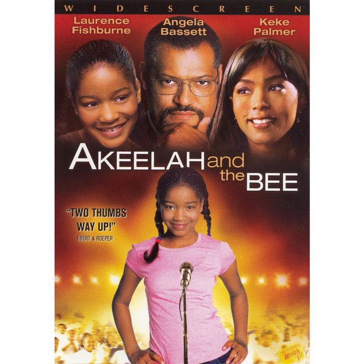 Akeelah and the Bee (WS) (dvd_video)