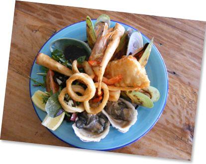The Mussel Pot Restaurant