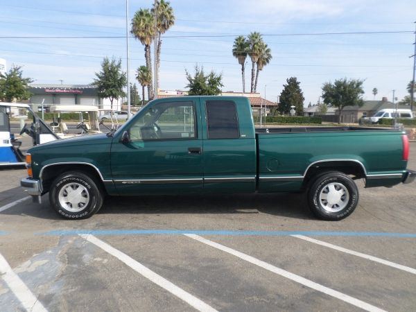 1997 Chevrolet Silverado 1500 Extended Cab For Sale by Owner