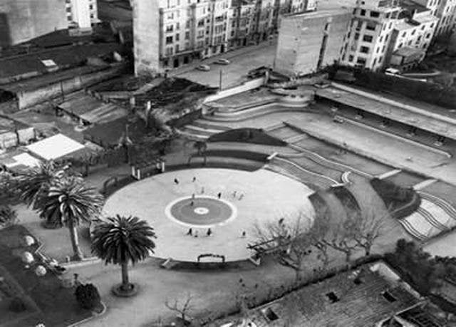 """""""Leirón"""" del Casino en Juan Florez ,años 60"""