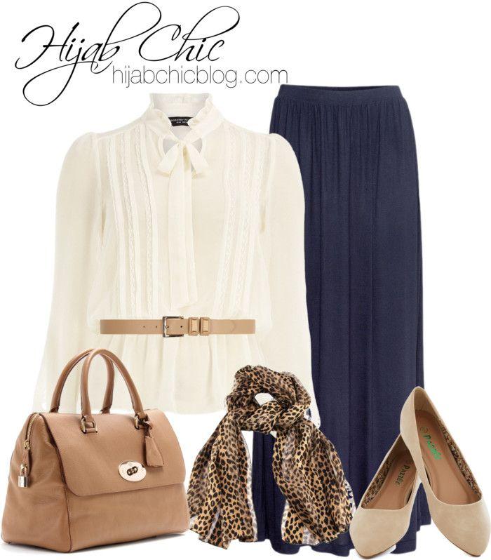 Hijab Style: H