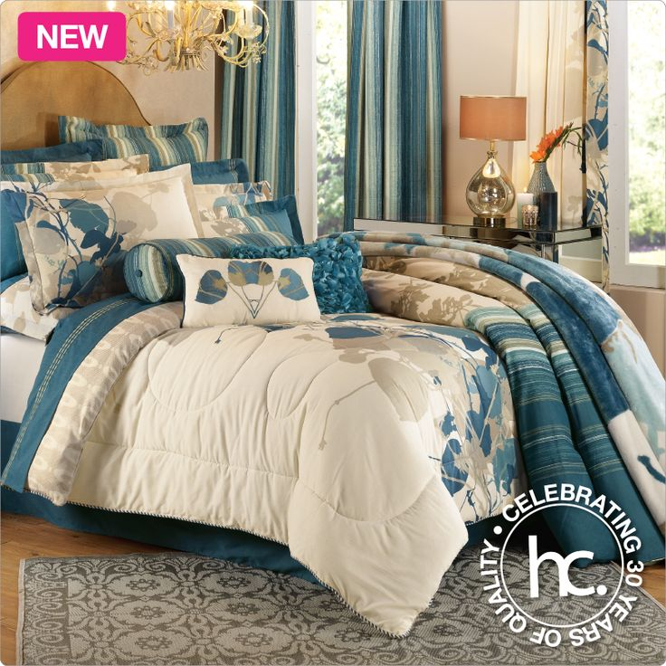 You'll love Aliya's luxurious 24 looks with 2 sets of curtains.