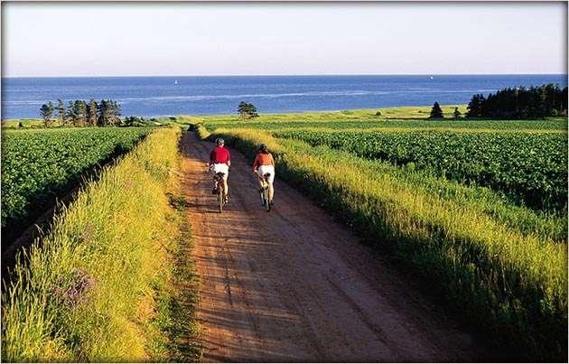 #Cycle #PEI. Via http://www.tourismpei.com/pei-cycling-itineraries#