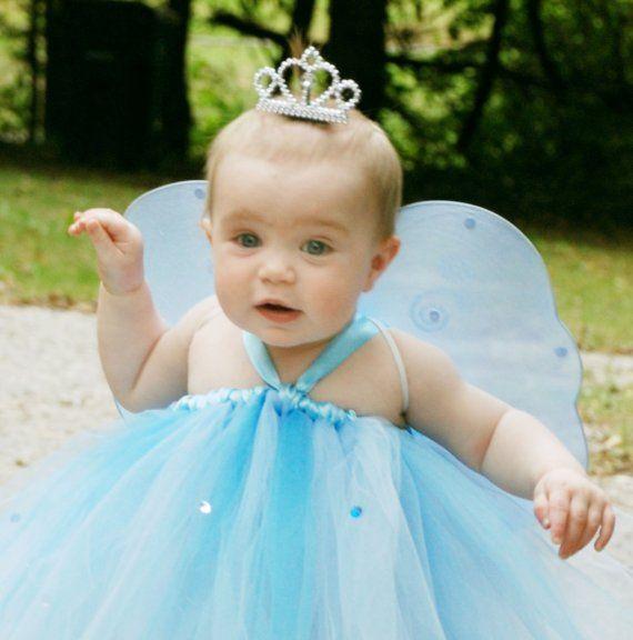 Fairy Princess Tutu Costume 12M  5T  Halloween by AvaBellesCloset, $44.95