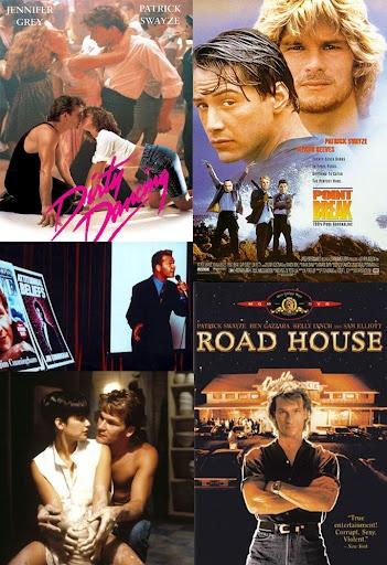 Patrick Swayze Movies.....