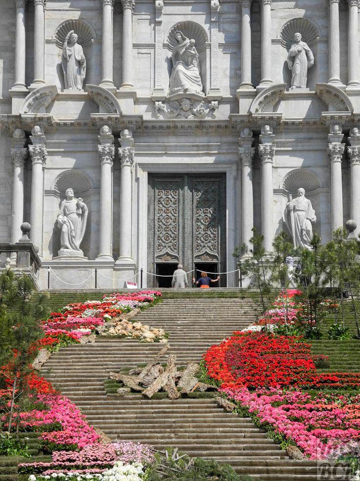 Girona temps de flors, de la Catedral al Claustre