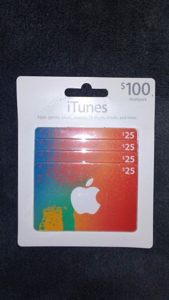 iTunes Card $100 total value ! USA iTunes accounts only. ONLY ONE ! BEST DEAL…