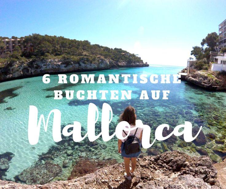 Mallorca im Frühling ist etwas für Romantiker! Wir präsentieren dir sechs romantische Buchten auf Mallorca für Herzkribbeln und tiefe Blicke in die Augen!