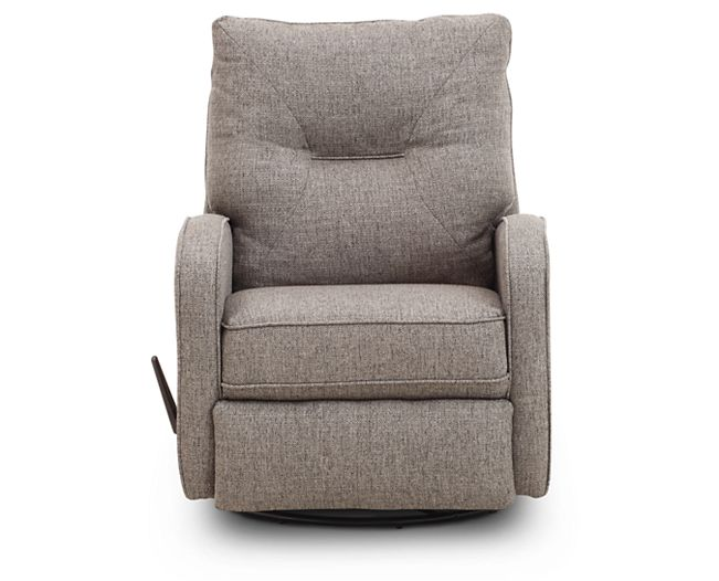 Recliners-Amelia Swivel Recliner-Swivel recliner, scaled down