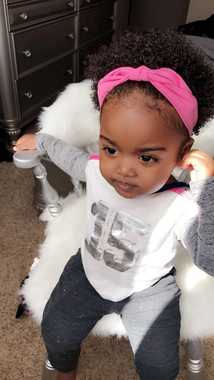 25 Best Ideas About Black Baby Hairstyles On Pinterest -7695