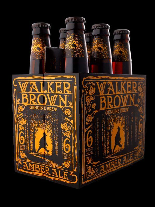 Walker Brown Beer #beer #foster #australia Beer Club OZ presents – the Beer Cellar – ultimate source for imported beer in Australia http://www.kangadrinks.com/