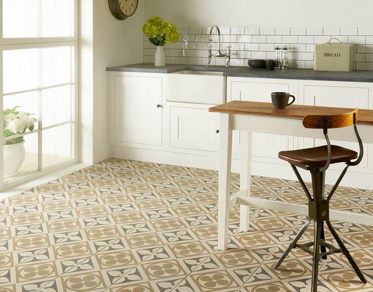 Decorative Ceramic Tiles Kitchen Pleasing 26 Best Kitchen Floor Tile Images On Pinterest  Home Ideas Tiles Design Ideas