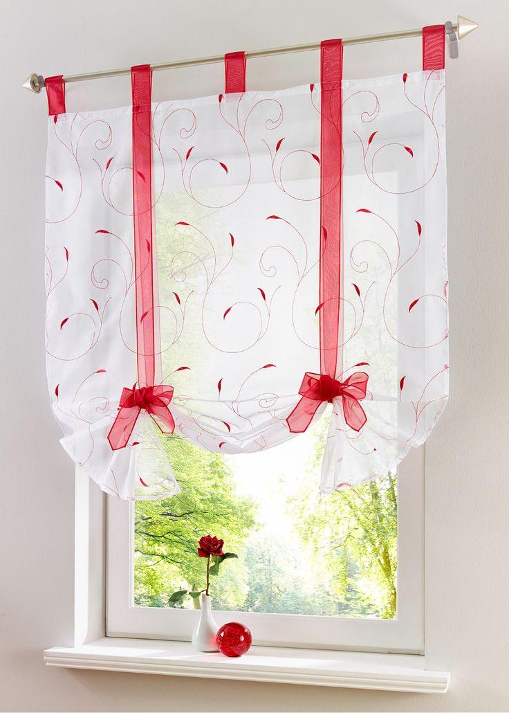 pas cher livraison gratuite arc petite fentre floral tulle rideaux cuisine rideau porte artistique salle accueil