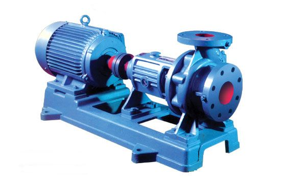 Pipeline centrifugal pump use attention