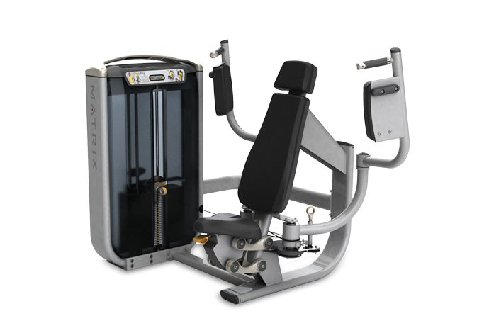 G7 Pectoral Fly : Matrix Fitness Equipment