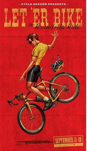 Also need to bike Oregon! p.s. sweet poster