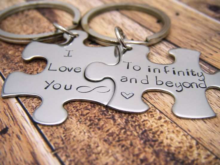 Best anniversary gift ideas images puzzle pieces