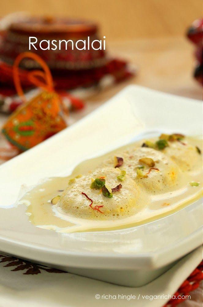 Vegan Diwali Recipes - 40 Sweets, Snacks, Entrees. Happy World Vegan Day! Gluten-free and Soy-free options | Vegan Richa