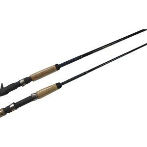 Shakespeare ugly stik intercoastal spinning rod spin for Nice fishing rods