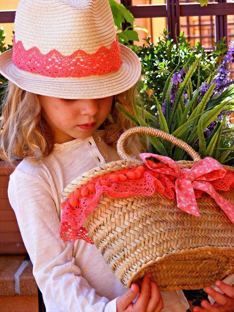 El baúl de Pollyanna: Los cestos de mis peques