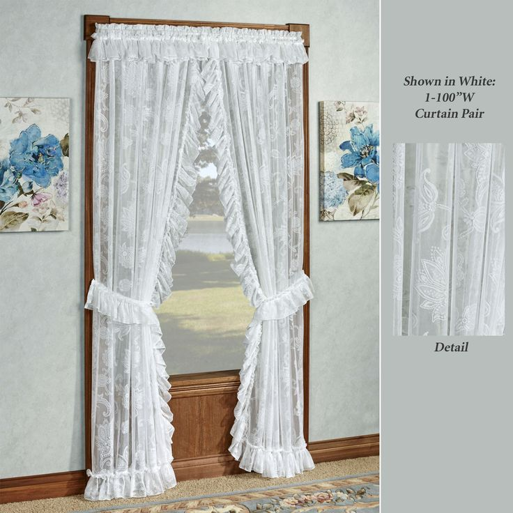 Best 25 Priscilla Curtains Ideas On Pinterest House Of
