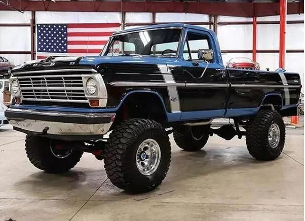 Ford Pickup Trucks Fordtrucks In 2020 Ford Pickup Trucks Ford