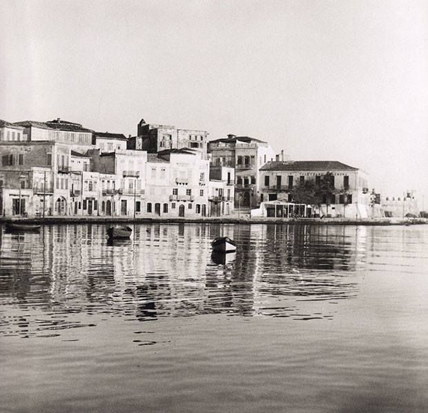 1927 ~ Chania in Crete (photo by Nelly's)   https://www.facebook.com/groups/oldgreece/