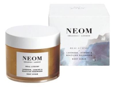 Neom Body Scrub - Real Luxury 1