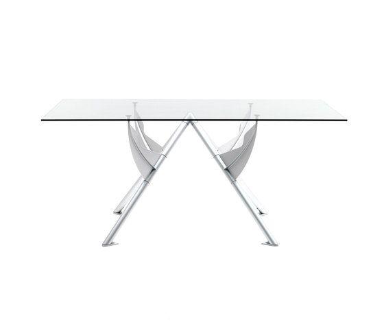President M tavolo rettangolare di Baleri Italia by Hub Design | Tavoli da pranzo