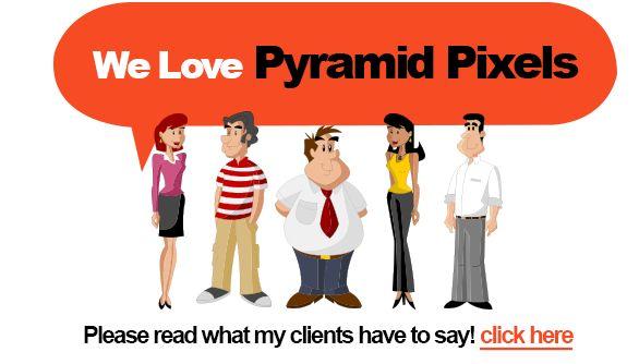 Order Online Logo for $99 AUD - Pyramid Pixels Studio | Pyramid Pixels Studio