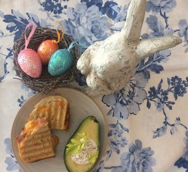 Easter Lunch. #easter #stayathomemom #lunch #stayathomestacy