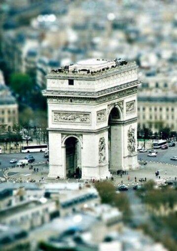 Place de l'Etoile, Paris VIII