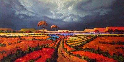 Landscape - Cornelius Bosch