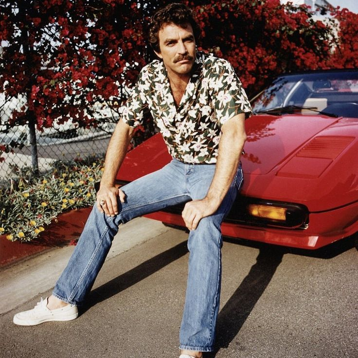 Tom Selleck / Magnum PI