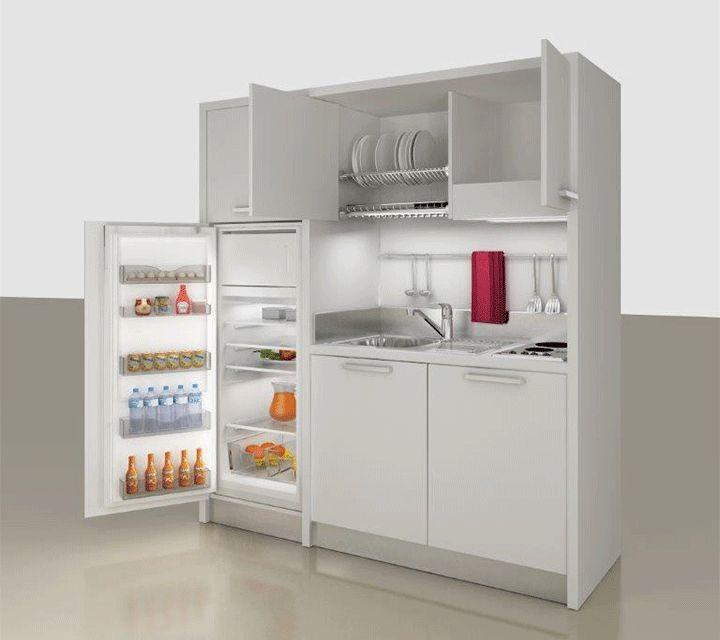 Contract furniture and mini-kitchens Mobilspazio