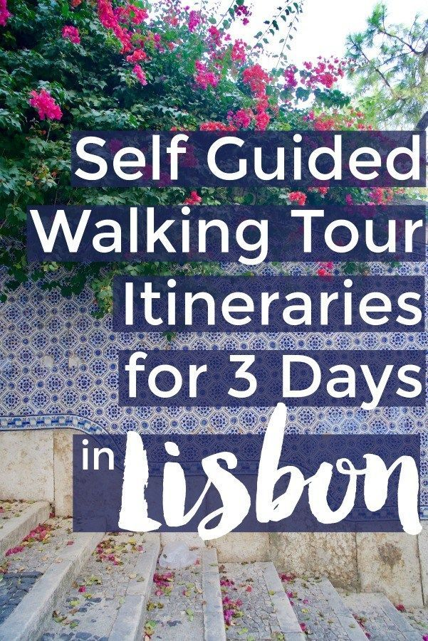 Map Of Spain Portugal%0A Self Guided Walking Tour Itineraries for   Days in Lisbon